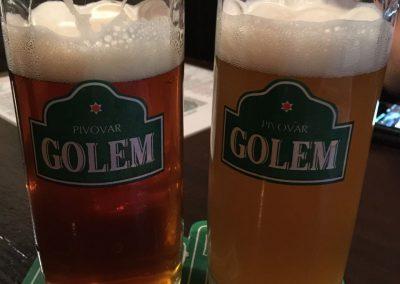 Slovakia - Golem Pub Beers