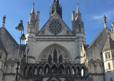 London - Royal Courts of Justice